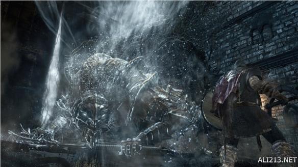 《黑暗之魂3》最新傲娇宣传片 高姿态炫耀媒体好评!