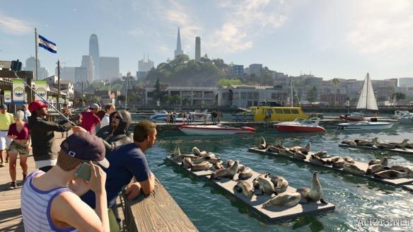 旧金山地铁被黑神似《看门狗2》手法 育碧营销满分?