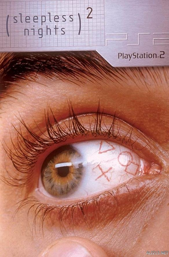 29款颇具争议的PS游戏海报 风格诡异令人心中发寒! 游戏 第4张