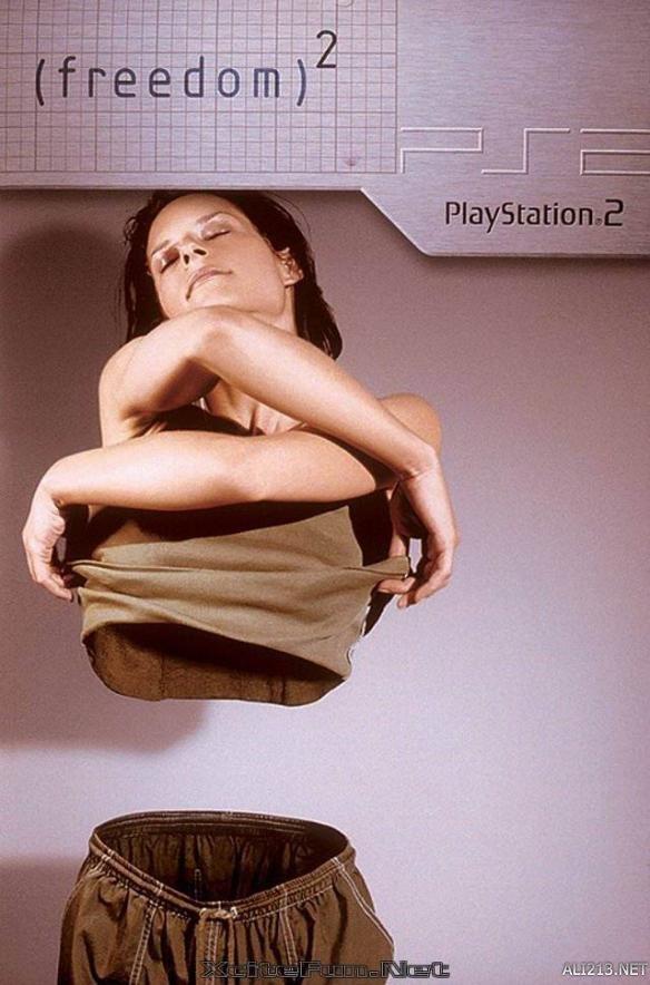 29款颇具争议的PS游戏海报 风格诡异令人心中发寒! 游戏 第6张