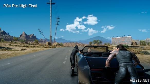《最终幻想15》正式版截图对比试玩版 席德妮更性感? 游戏 第4张