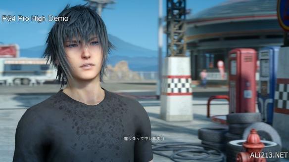 《最终幻想15》正式版截图对比试玩版 席德妮更性感? 游戏 第7张