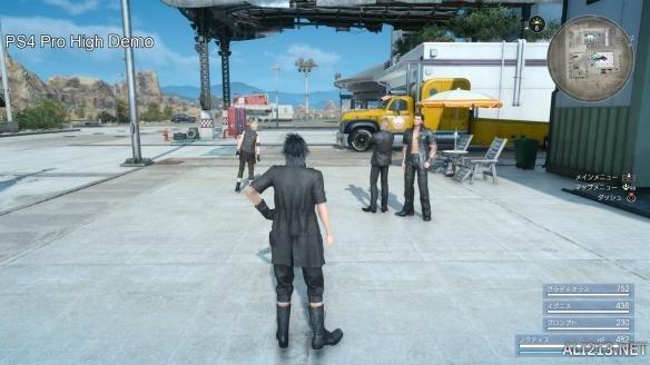 《最终幻想15》正式版截图对比试玩版 席德妮更性感? 游戏 第9张