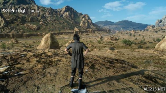 《最终幻想15》正式版截图对比试玩版 席德妮更性感? 游戏 第15张