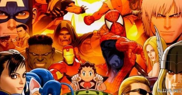 爆《漫画英雄vs卡普空4》将2017年发售 无缘X战警