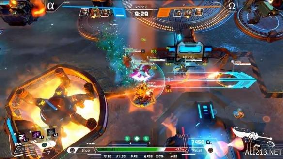 多人射击竞技游戏 荣耀游戏 宣布登陆PS4 预告片与试玩影像公布