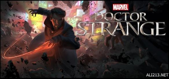 《奇异博士》未分级原画曝光 视觉特效果然不同凡响