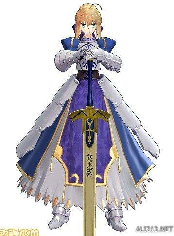《Fate/EXTELLA》第五弹DLC情报公布 《Fate/Stay Night》风格回归