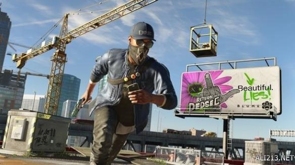 传奇世界私服发布网育碧颁布发表《看门狗2》首部DLC延期 缘由让人很想吐槽