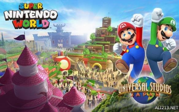 超级任天堂世界主题公园宣传图   根据目前所公布的宣传图来看,《超级马里奥》游戏的一些场景会得到相应的还原,城堡、蘑菇房、跳跃平台和库巴城堡预计会出现在主题公园中。图上所反应的就像蘑菇王国来到了现实中,相信以上这些肯定都是广大游戏粉丝所乐见的,不过具体的消息还是等官方的通知。
