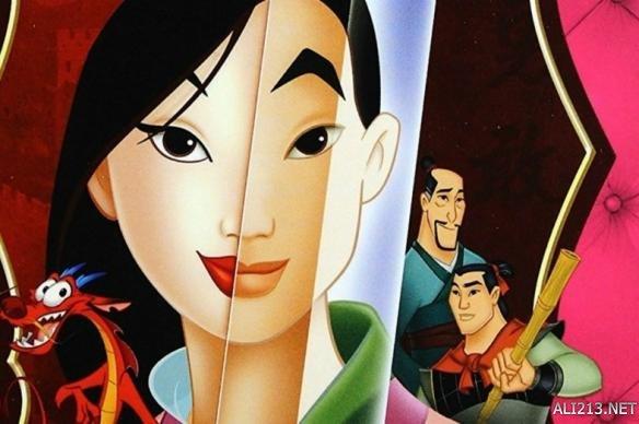 迪士尼 花木兰 招募中国演员 木兰景甜演有人看吗