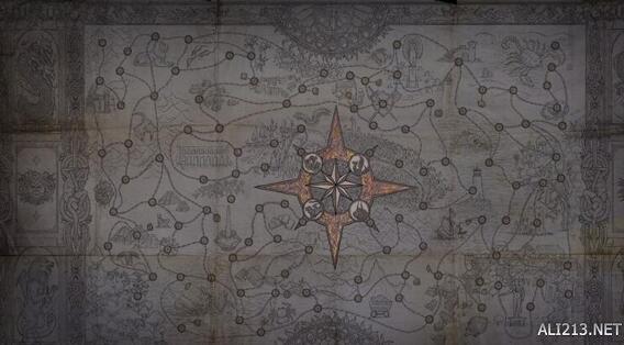 《流放之路》异界舆图:台服两周年 可改地图