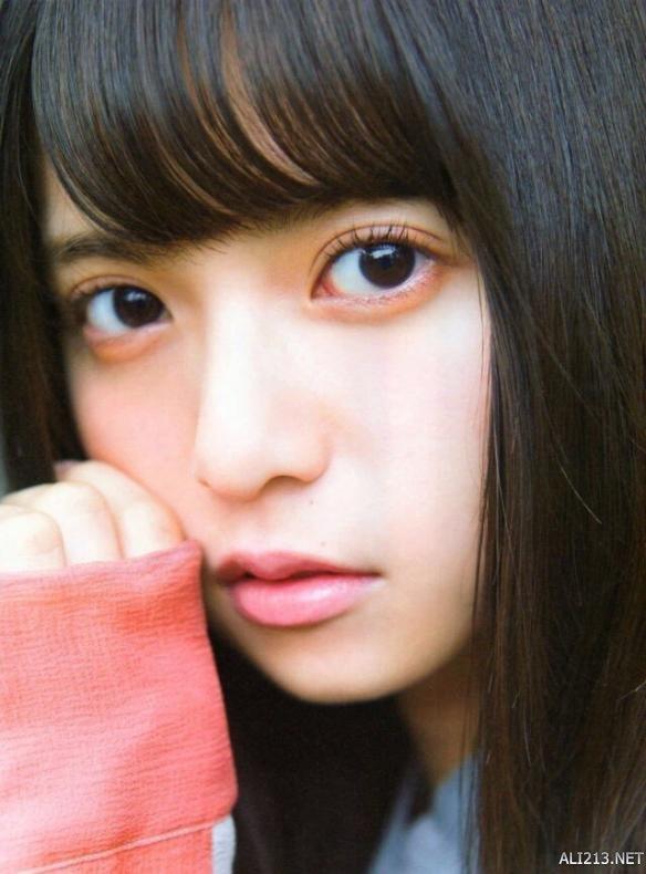 """日本惊现""""被神选中的美女""""!清纯可爱脸长仅18cm!"""