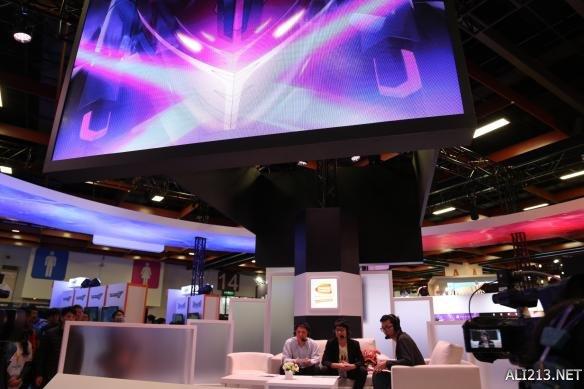 《加速世界VS刀剑神域:千年的黄昏》台北电玩展现场活动报道 更深入的游戏剧情 更丰富的操作体验