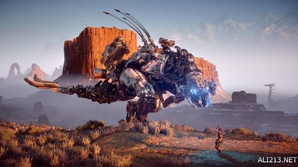 它们才是地球的主宰 地平线 黎明时分 凶猛机械巨兽汇总整合