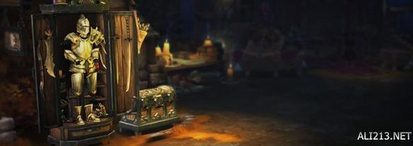 《暗黑破坏神3》2.5.0补丁改动前瞻 装备库系统太古装备上线