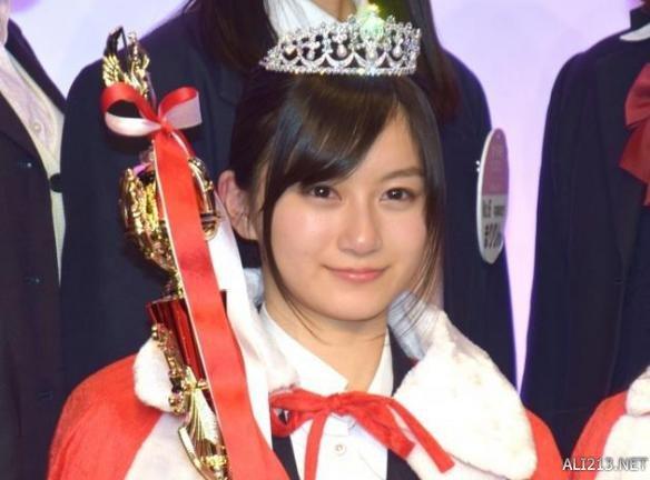 2017年日本最可爱女高中生出炉 曾被赞酷似堀北真希!