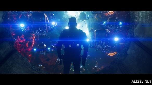 《银河护卫队2》新预告与海报 小树精引爆成堆炸药!