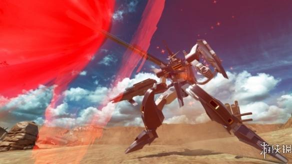 PS4机战游戏《高达Versus》最新预告 对战系统展示