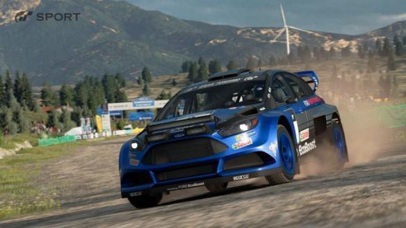 PS4独占赛车大作《GT SPORT》新赛道PS4 Pro高清实机演示!