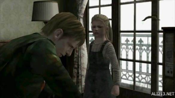恐怖《寂静岭2》揭秘制作幕后 游戏画面对比现场花絮