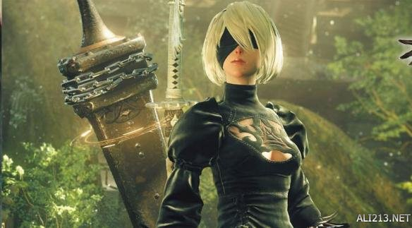 《尼尔:机械纪元》PS4版日本以外亚洲区4月27发售 PC Steam国区同步?