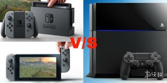 索尼竟被任天堂完虐!日本PS4与Switch首发销量对比