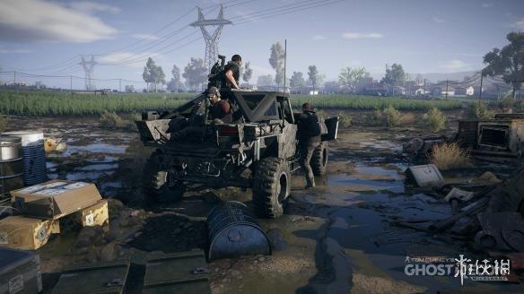 美国三月游戏销量榜 《幽灵行动:荒野》超任天堂神作《塞尔达传说:荒野之息》