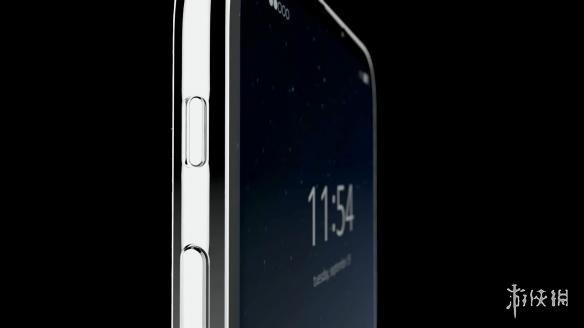iPhone8新概念v视频视频垂直双摄虚拟视频屏按键盾图片