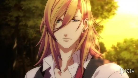 阳光,活力又呆萌的小哥哥!盘点橙色头发的动漫帅哥