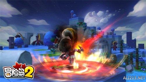 《冒险岛2》5.9新版来袭 新boss扎昆新职业街霸国服首