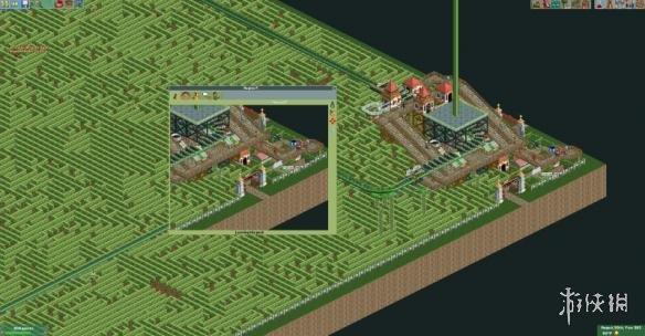 高玩设计巨型《过山车大亨2》迷宫 一个npc要263年!