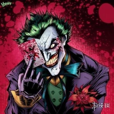 蝙蝠俠打得過這玩意兒?pa改史上最帥氣小丑手辦 !