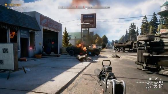 《孤岛惊魂5》现场试玩体验 游戏界面及实机画面抢先看