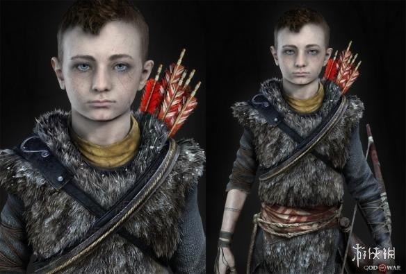 《战神4》游戏总监解释形象设计 奎爷儿子也曾是光头