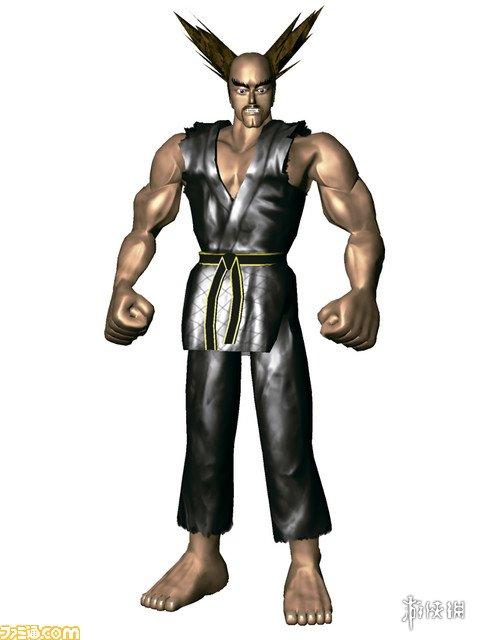 钢甲铁拳2_从多边形到cg画面 《铁拳7》主要角色的造型演变!
