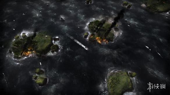海战游戏《弃船》最新演示 和大海怪进行殊死对战!