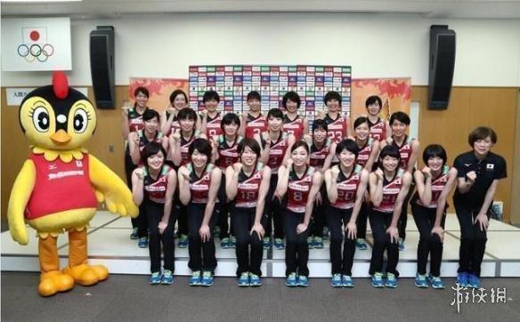 <b>中国女排美女球员入日本籍 改名换姓为击败中国</b>