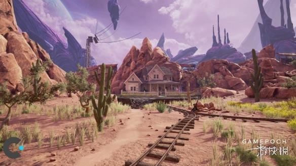 Gamepoch星游纪正式签约VR冒险解谜大作《仰冲异界》