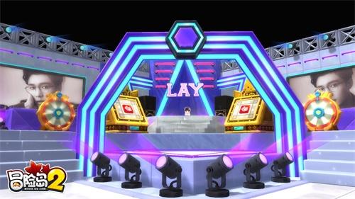《冒险岛2》岛主张艺兴生日狂欢趴今晚开播!