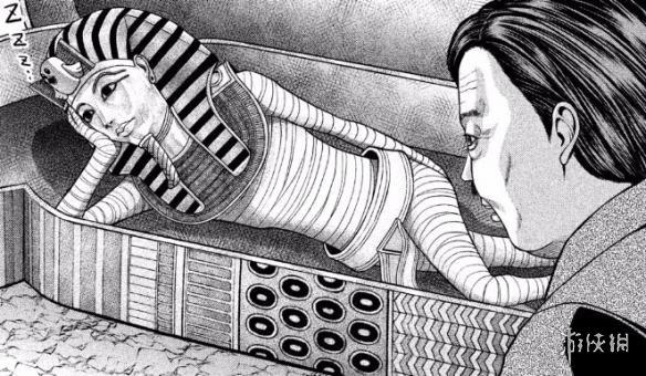 日本漫画小鸟设定恶搞埃及法老身上爆笑还铃木漫画健也图片