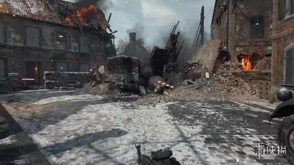"""使命召唤14:二战冬季活动预告公布""""Gun Game""""模式将回归"""