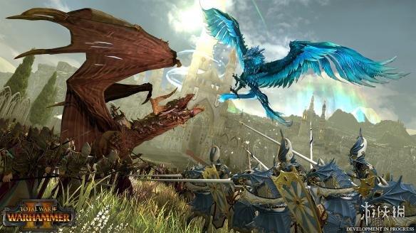 《全面战争:战锤2》诺斯卡派系更新大幅延期 新DLC明年1月上线