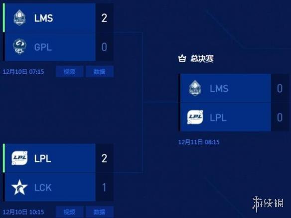 网络游戏--《英雄联盟/LOL》2017全明星赛LPL2:1击败LCK 抗韩成功晋级决赛
