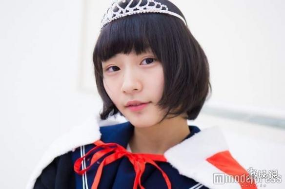 """日本举办""""最可爱初中生""""选拔 可爱和美果然不一样"""