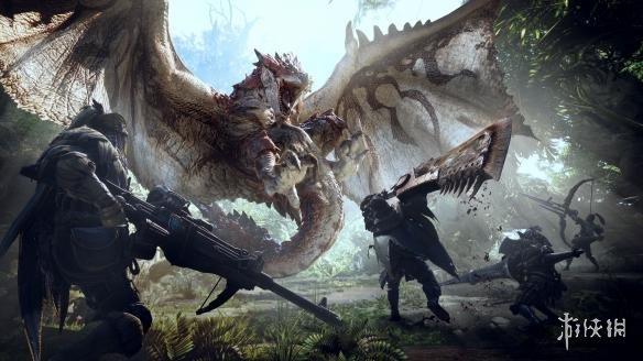 《怪物猎人世界》推出优惠PS4主机套装廉价版游戏8月2日发售