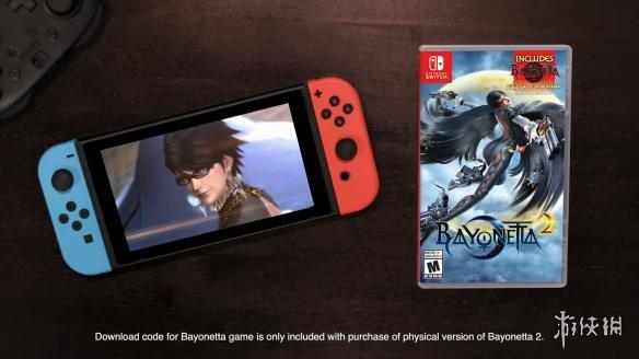 Switch《猎天使魔女2》新预告片公布展示游戏若干剧情与贝姐战斗...