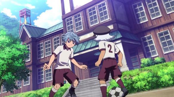 足球题材动作类游戏《闪电十一人阿瑞斯》专题站上线