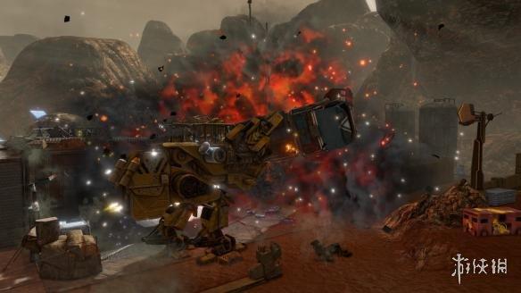 《红色派系之游击战队》重置版公布 支持原生4K