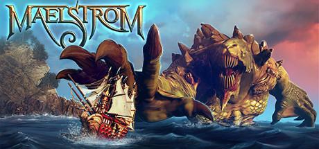 多人海战游戏《异形漩涡》Maelstrom专题站上线
